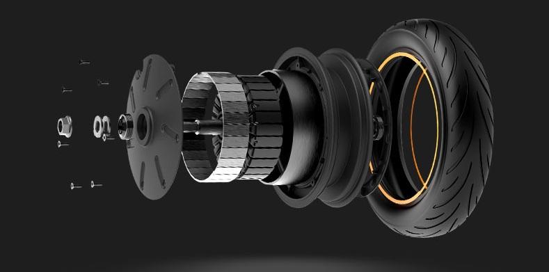Ninebot-G30LP-motor