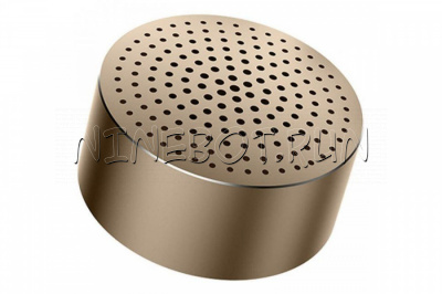 Портативная колонка Xiaomi Mi Mi Bluetooth Speaker Mini (Gold)